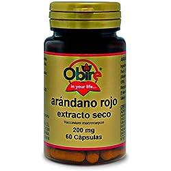 ARANDANO ROJO extracto seco 200 mg.