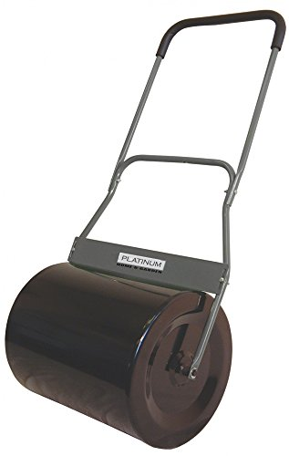 The Garden Roller by Platinum Home and Garden is designed to leave your lawn looking nothing short of spectacular. Made out of metal, the roller is guaranteed to last for many years without irreparable damage. The steal used to create the roller has been given a powder coating to prevent the metal from rusting even when left in humid conditions.