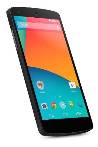 LG Google Nexus 5 D821 32 GB Smartphone (Black)