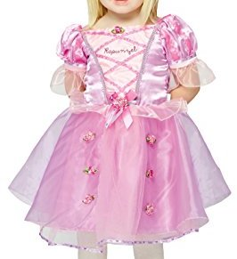 Disney Princesas Disfraz bebé, 2 años (Travis Designs DCPRRAP2)