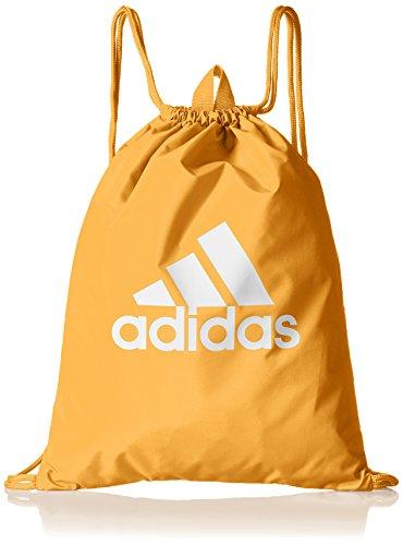 f2c241076a adidas-per-Logo-Gb-Borsa-da-Palestra-Unisex–Adulto -Giallo-AmatacAmatacBianco-Taglia-Unica