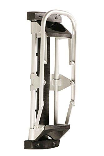 Ecopress 434001 Pet Bouteille Presse Aluminium, Gris, 49 x 16,5 x 10 cm