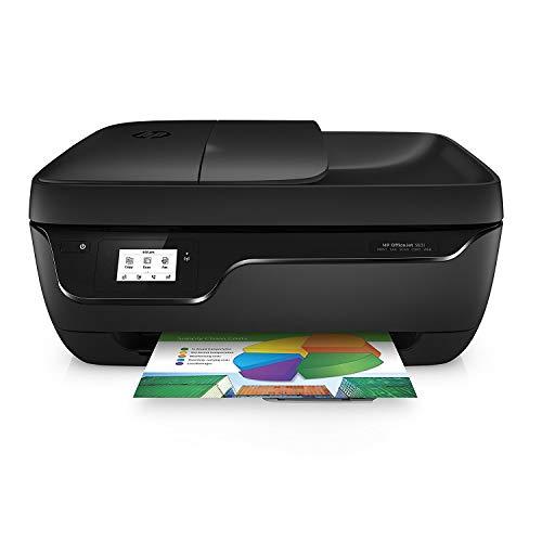 HP OfficeJet 3831 K7V45B Stampante Multifunzione a Getto di Inchiostro, Stampa, Scannerizza,...