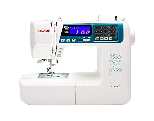 Janome 4300QDC Computerised Sewing Machine Sewing Machines