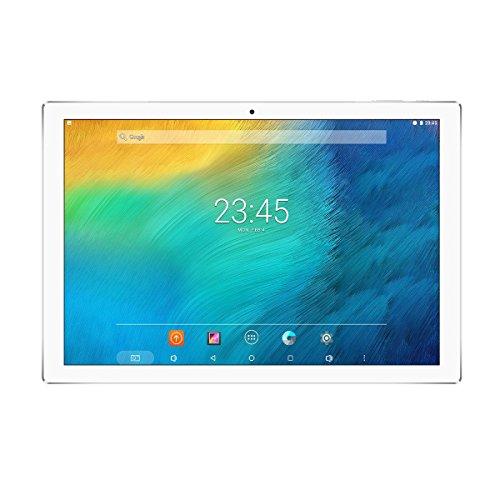 "Teclast P10-10.1"" Tablet PC Android 7.1.2 (1920x1200P, RK 3368-H Octa Core, 2GB+32GB, Dual WiFi, 5200mAh, Multi-Idiomas, Bluetooth)"