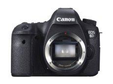 Canon EOS-6D - Cámara digital, 20,2 MP, color Negro