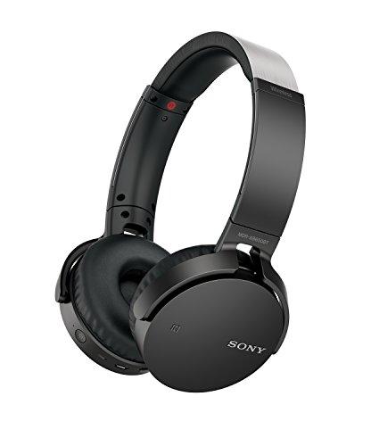 Sony MDRXB650BTB Color Negro - Auriculares Extra Bass, Bluetooth y NFC