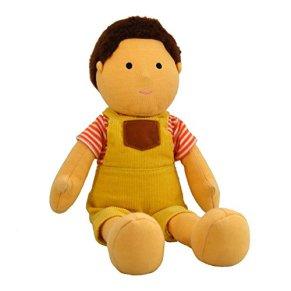 One Dear World muñeca de 32 cm - Jun Chico asiático Oriental, para bebés y niños pequeños