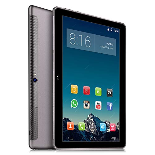 4G LTE Tablet 10 Pollici HD - TOSCIDO W109 Android 7.0, Quad-Core, 32 GB ROM, 2 GB...