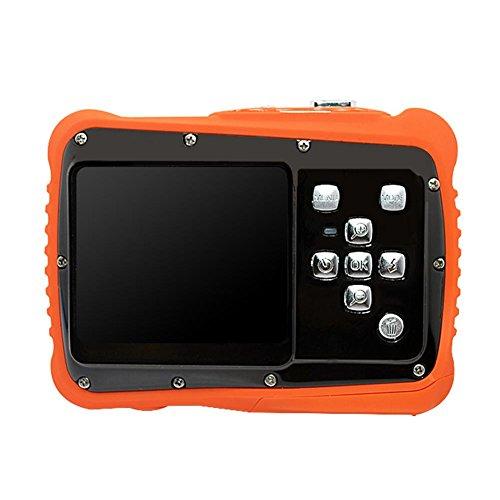 Kinder Digital Kamera Wasserdicht mit 2.0 \'\' LCD-Bildschirm, Super HD Unterwasser Action Kamera, Digital Video Camcorder Cam für Sport Schwimmen Tauchen und Beaching