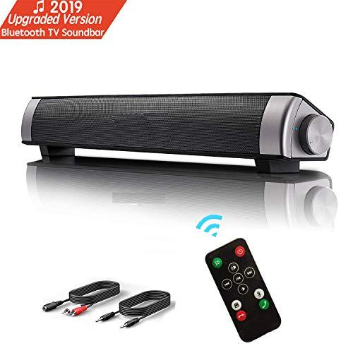 Soundbar Altoparlanti Portatili Relatori Bluetooth Diffusori, Stereo per Home Televisori...