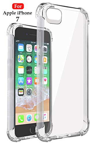 Buy Jkobi Silicone Back Cover For Apple Iphone 7 Transparent Online At Low Prices In India Jkobi Silicone Back Cover For Apple Iphone 7 Transparent Reviews Ratings Ideakart Com India