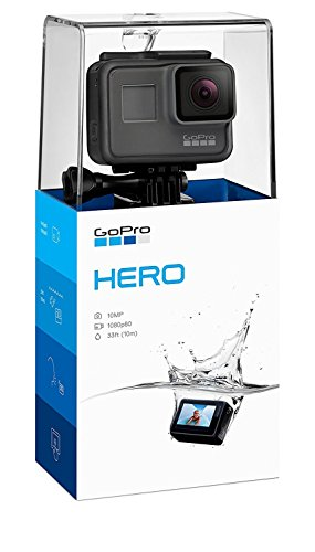 Gopro Hero (2018) Camera, 10 MPx, Nero
