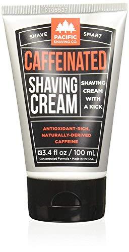 Pacifico Rasatura Società Caffeinated Shave Cream 89 ml