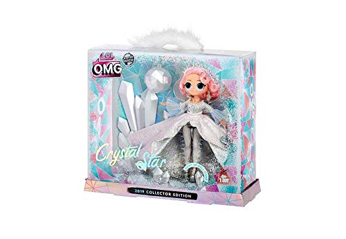 Lol Crystal Star Bambola Natale 2019 Surprise L.O.L. OMG Serie Winter Collection 2019