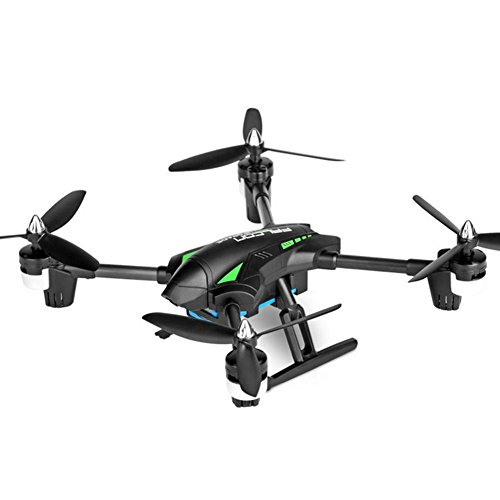 OOFAY Drone con Telecamera Q303 Air Pressure High Flying Saucer Trasmissione in Tempo Reale UAV...