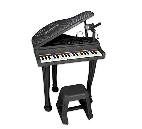 Piano electrónico infantil de 37 teclas
