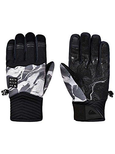 Quiksilver Method Youth, Gloves Bambini e Ragazzi, White/Highline, S