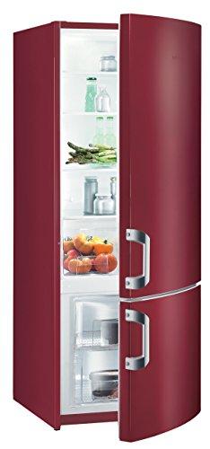 Gorenje RK61620R Libera installazione 285L A++ Rosso frigorifero con congelatore