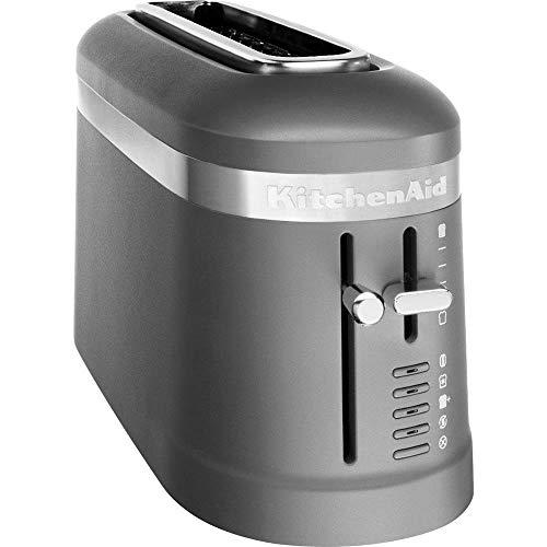 KitchenAid 5KMT3115EDG Grille-pain Gris foncé