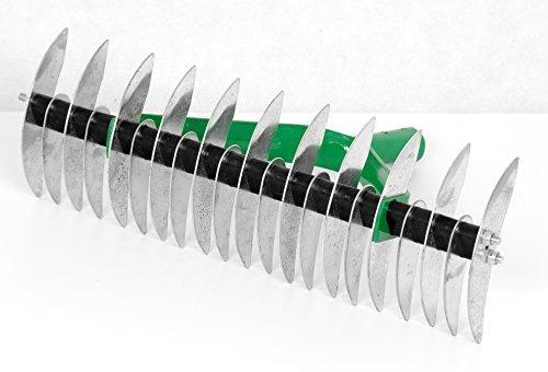 Mano Vert ikutierer 35cm schn eidre Chen Escarificador aireador de césped Rastrillo Rastrillo TMX