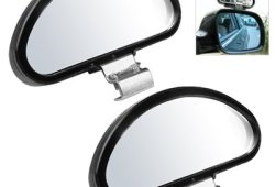 2 X grands miroirs réglables d'angle pour des voitures TRIXES Vente