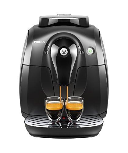 Philips HD8650/01 Machine Espresso Super Automatique Série 2000 Noir
