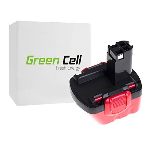 GC (2Ah 12V Ni-MH pile) 2607335683 Batteria per Bosch Utensili Elettrici