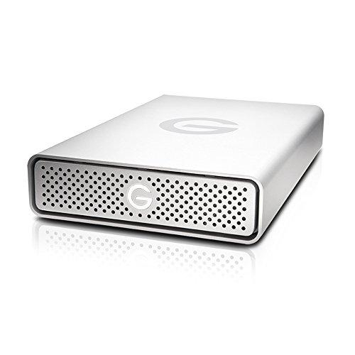 G-Technology G-Drive Hard Disk Esterno USB 3.0, 10 TB