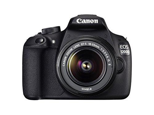 Canon EOS 1200D + EF-S 18-55mm (Ricondizionato) )