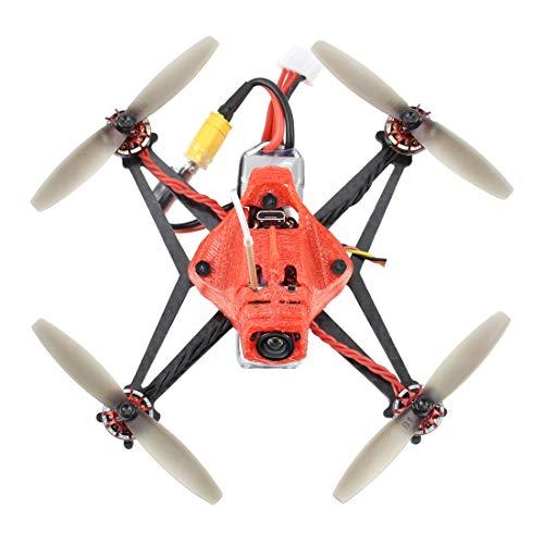 HAPPYMODEL Sailfly-X Quadcopter 2-3S Micro Senza spazzole FPV Racer Droni (per Versione Frsky)