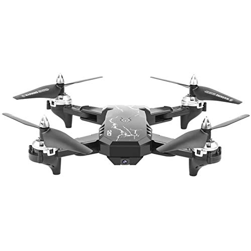 Drone con due telecamere Quadricottero con telecomando HD 720P HD WiFi FPV 2.4G con modalità...