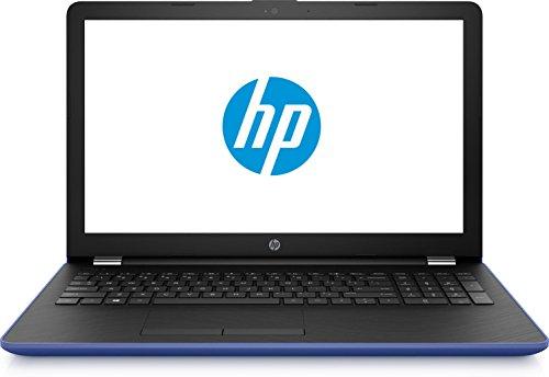 "HP 15-BS007NS - Portátil de 15.6"" HD (Intel Core i3-6006U 2 GHz, Disco Duro de 500 GB, RAM de 4 GB, gráfica HD Graphics 520, Windows 10 Home) Color Azul Marino"