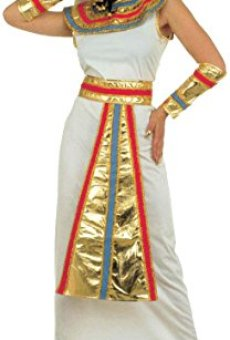 WIDMANN Widman – Disfraz de reina egipcia para mujer, talla 36 (34961)
