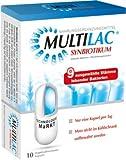 Simbiótico multilac gastrorresistentes cápsulas 10 ST cápsulas gastrorresistente
