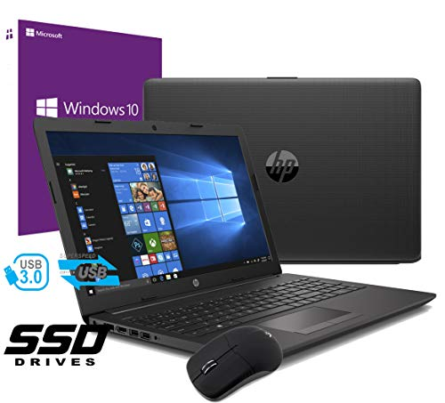 Notebook Pc Portatile HP 255 G7 Display da 15.6' Cpu Amd A4 9125 Fino a 2,6 GHz /Ram 8Gb ddr4 /HD...