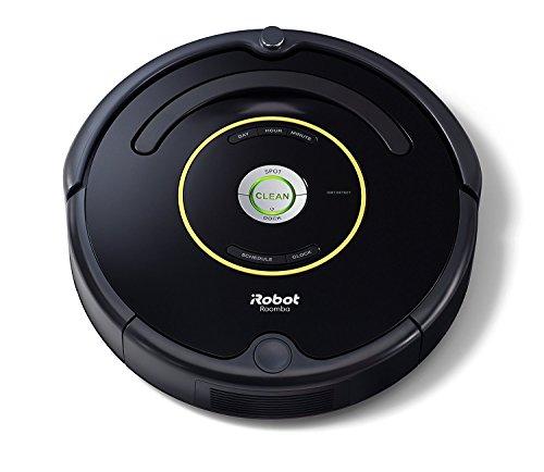 iRobot Roomba 650 Robot Aspirapolvere, Sistema di Pulizia ad Alte Prestazioni con Dirt Detect,...