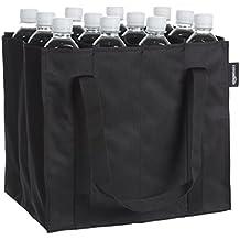 AmazonBasics Bottle bag - 12 compartments - Black