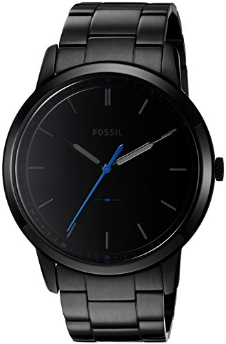 Fossil Analog Black Dial Men's Watch-FS5308