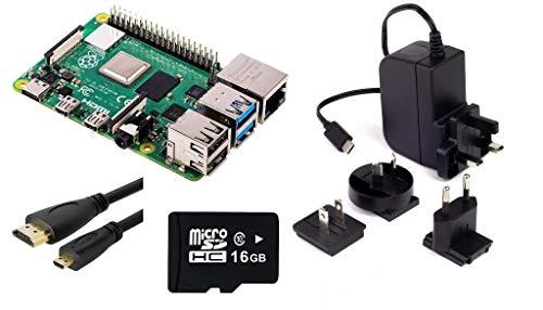 RASPBERRY PI 4 Model B - Kit da 2 GB
