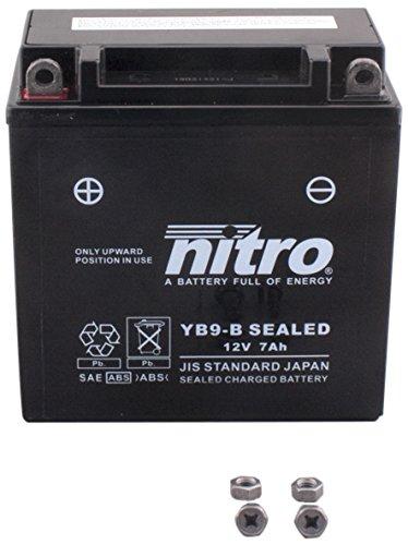 Nitro YB9-B SEALED -N- Batería