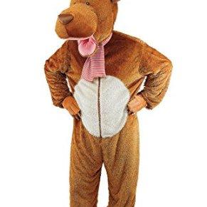 Deluxe Adult Reindeer Costume (disfraz)
