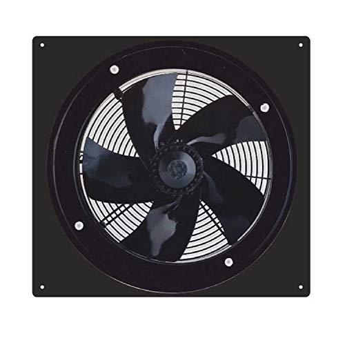 KDR-400mm Industriale Ventilatore a Parete, Aspiratori elicoidali da muro Aspiratore Fan axiale...