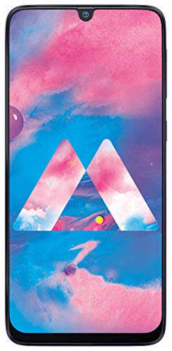Samsung Galaxy M30 (Metallic Blue, 5000mAh Battery, Super AMOLED Display, 3GB RAM, 32GB Storage)