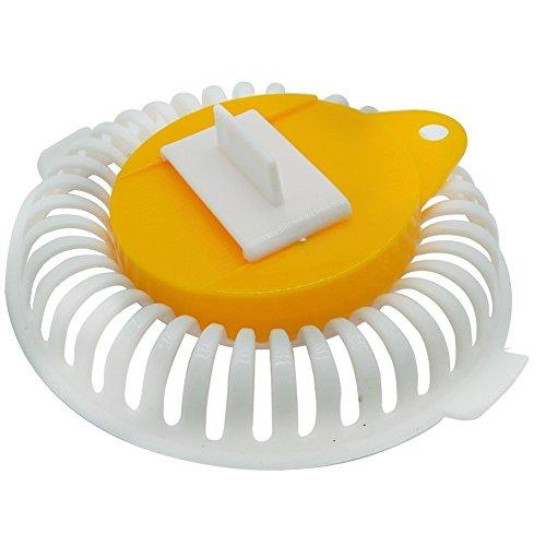 asentechuk® DIY sin aceite sano horno de microondas libre de grasa patatas chips cortador de dispositivo placa eléctrica herramienta de cocina