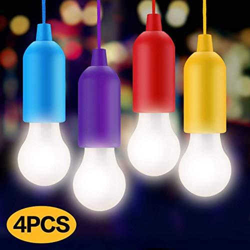 JUNKER Lampade led campeggio,Lampada LED da Campeggio,Light Portatili Lampade Tenda LED,...