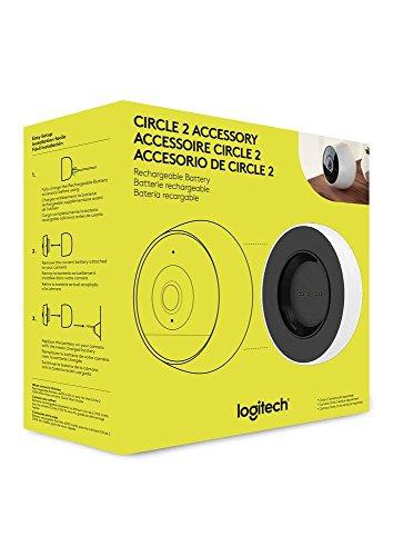Logitech-Batterie-Rechargeable-pour-Camra-de-Surveillance-Circle-2