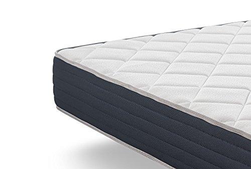 NATURALEX Matelas Aura - Mousse à Mémoire de Forme Thermosoft Viscotex® + Mousse Blue Latex® - 7 Zones de Confort - Double Face Été/Hiver - ... 28