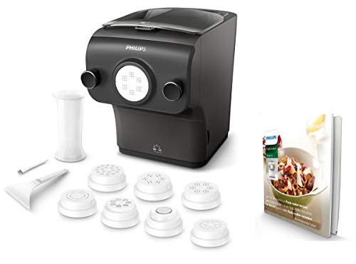 Philips Cucina Maker Plus Avance Collection HR2382/15 Macchina per Preparare Pasta Fresca con...