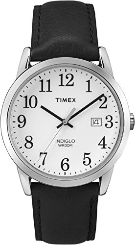 Timex Herren-Armbanduhr Man Easy Reader Tw2P75600 Analog Quarz TW2P75600